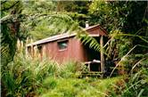 South Ohau hut (old hut)